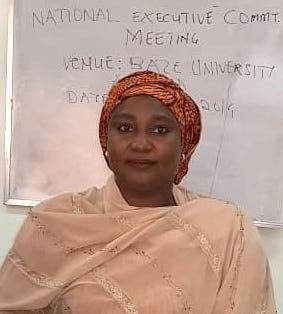 Jiddere Musa Kaibo (National Chair)