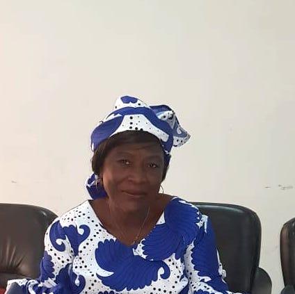 Grace Makeri Yahaya (National Coordinator)