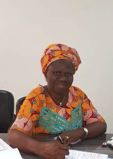 Prof. Otete Okobiah (National P.R.O)