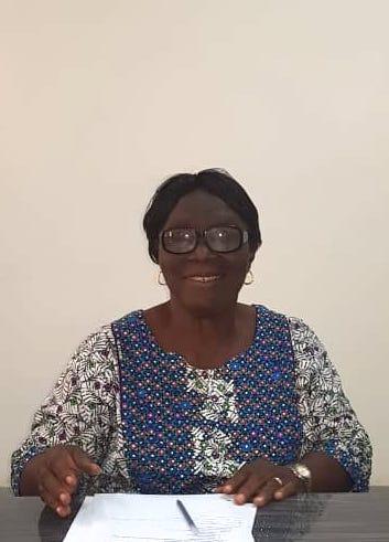Dr. Esther Muoka (National Secretary)